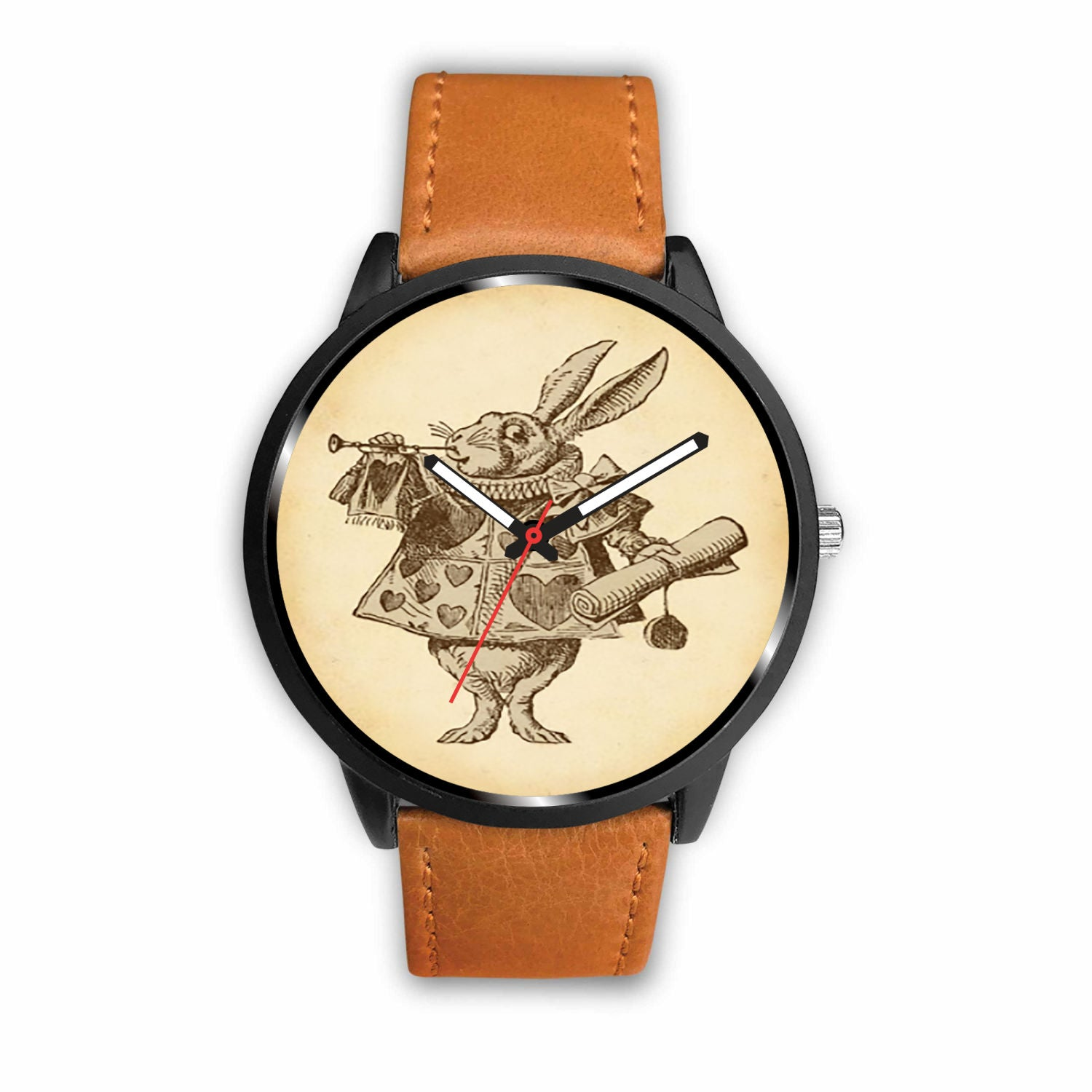 Limited Edition Vintage Inspired Custom Watch Alice 18.12