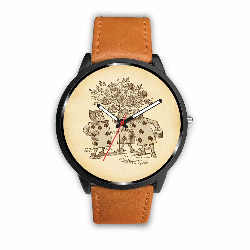 Limited Edition Vintage Inspired Custom Watch Alice 18.15