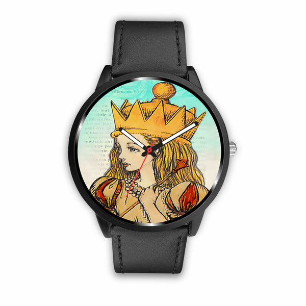 Limited Edition Vintage Inspired Custom Watch Alice 21.3