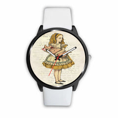 Image of Limited Edition Vintage Inspired Custom Watch Alice 21.8