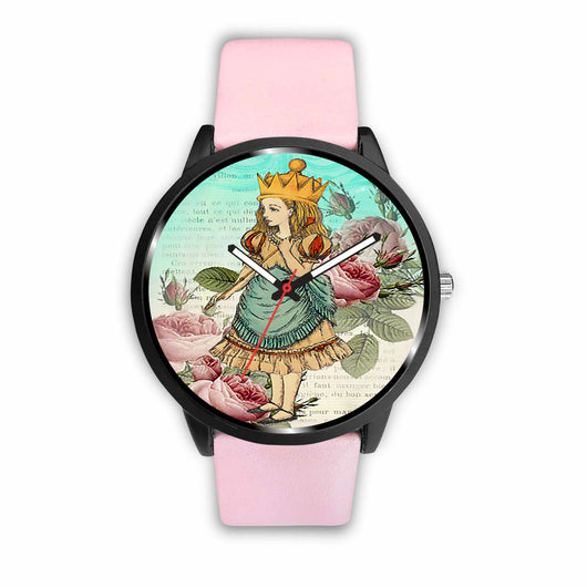 Limited Edition Vintage Inspired Custom Watch Alice 21.13