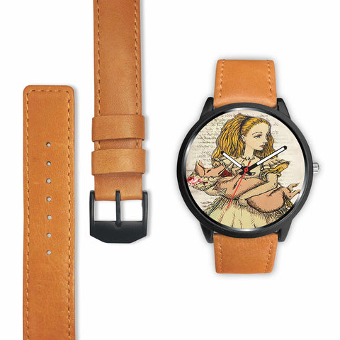 Limited Edition Vintage Inspired Custom Watch Alice 21.14