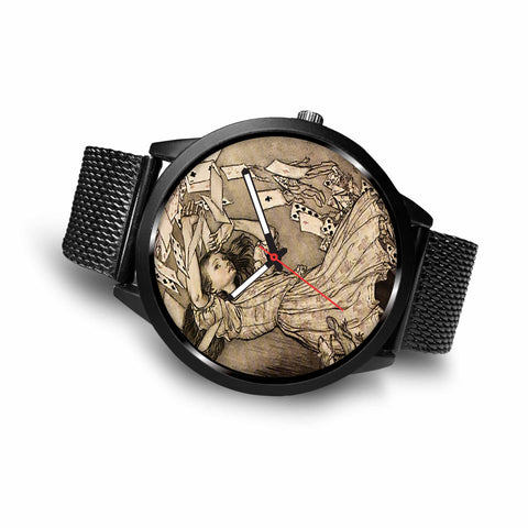 Limited Edition Vintage Inspired Custom Watch Alice 27.29