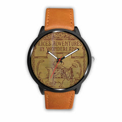 Image of Limited Edition Vintage Inspired Custom Watch Alice 27.30