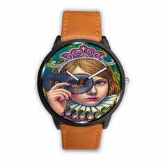 Image of Limited Edition Vintage Inspired Custom Watch Alice 33.A1