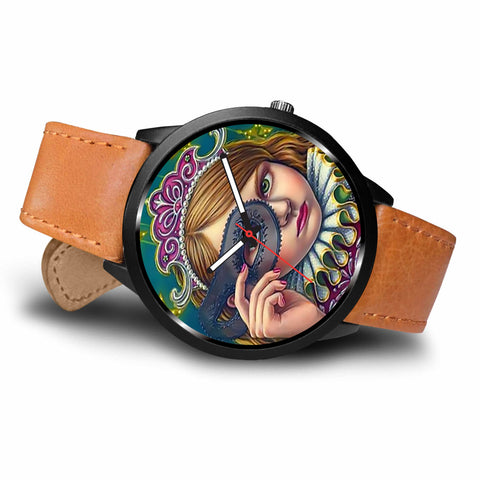Limited Edition Vintage Inspired Custom Watch Alice 33.A1