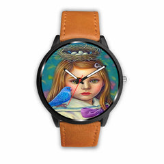 Limited Edition Vintage Inspired Custom Watch Alice 33.A2