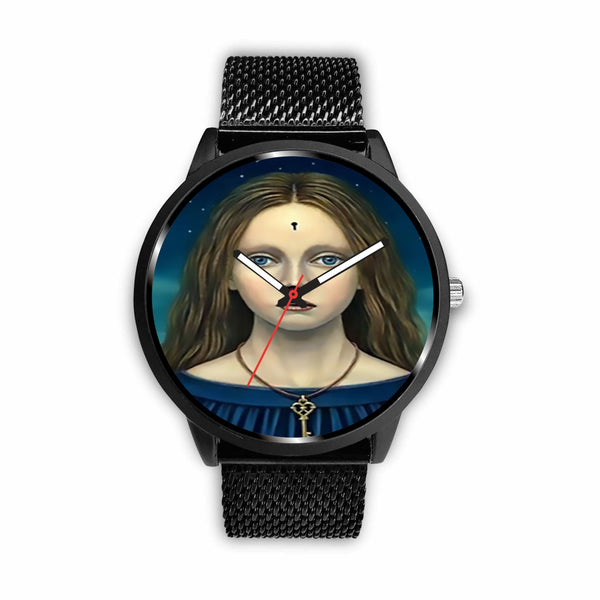 Limited Edition Vintage Inspired Custom Watch Alice 33.A5