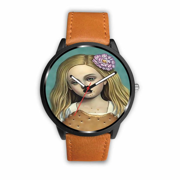 Limited Edition Vintage Inspired Custom Watch Alice 33.A6