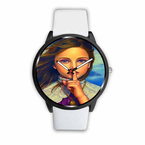 Limited Edition Vintage Inspired Custom Watch Alice 33.A11