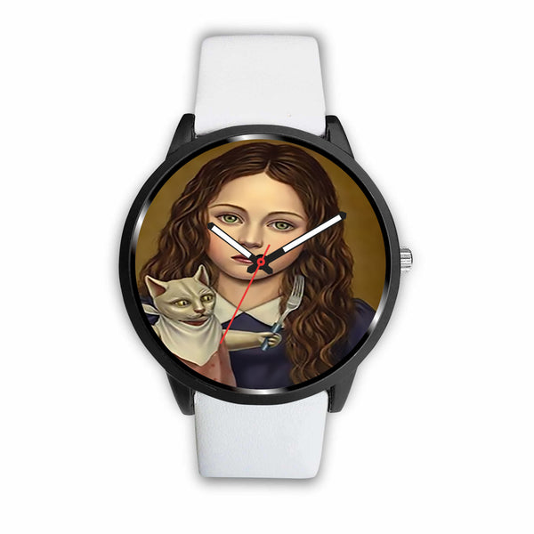 Limited Edition Vintage Inspired Custom Watch Alice 33.A15