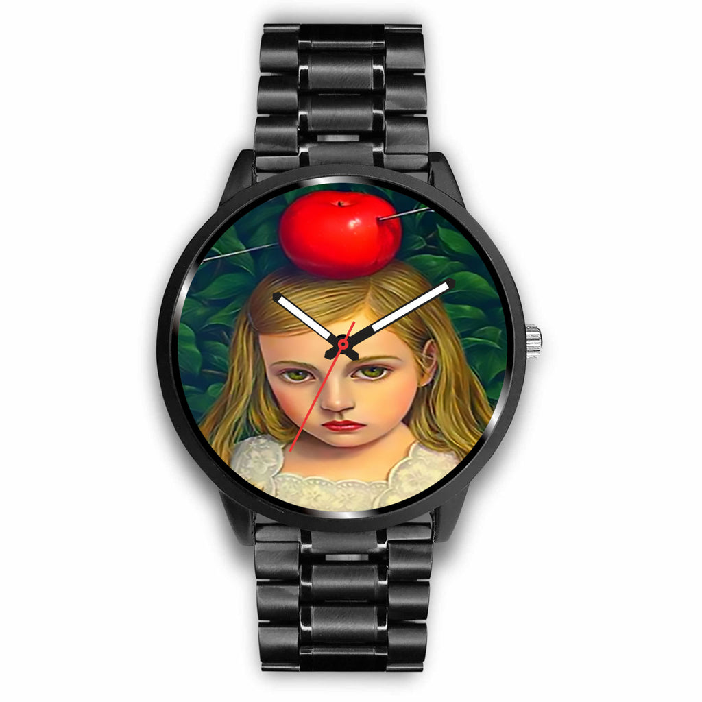 Limited Edition Vintage Inspired Custom Watch Alice 33.A18 - STUDIO 11 COUTURE