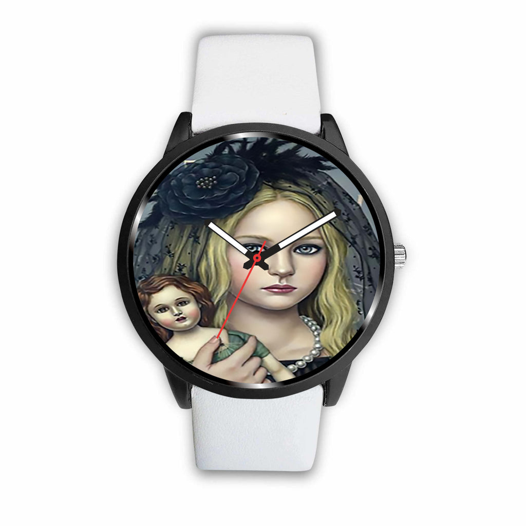 Limited Edition Vintage Inspired Custom Watch Alice 33.A19 - STUDIO 11 COUTURE