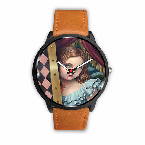 Limited Edition Vintage Inspired Custom Watch Alice 33.A24