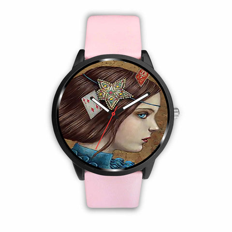 Limited Edition Vintage Inspired Custom Watch Alice 33.A25