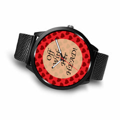 Limited Edition Vintage Inspired Custom Watch Alice 39.2