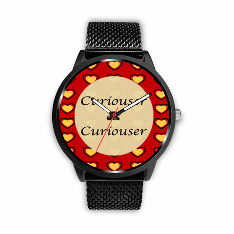 Limited Edition Vintage Inspired Custom Watch Alice 39.3