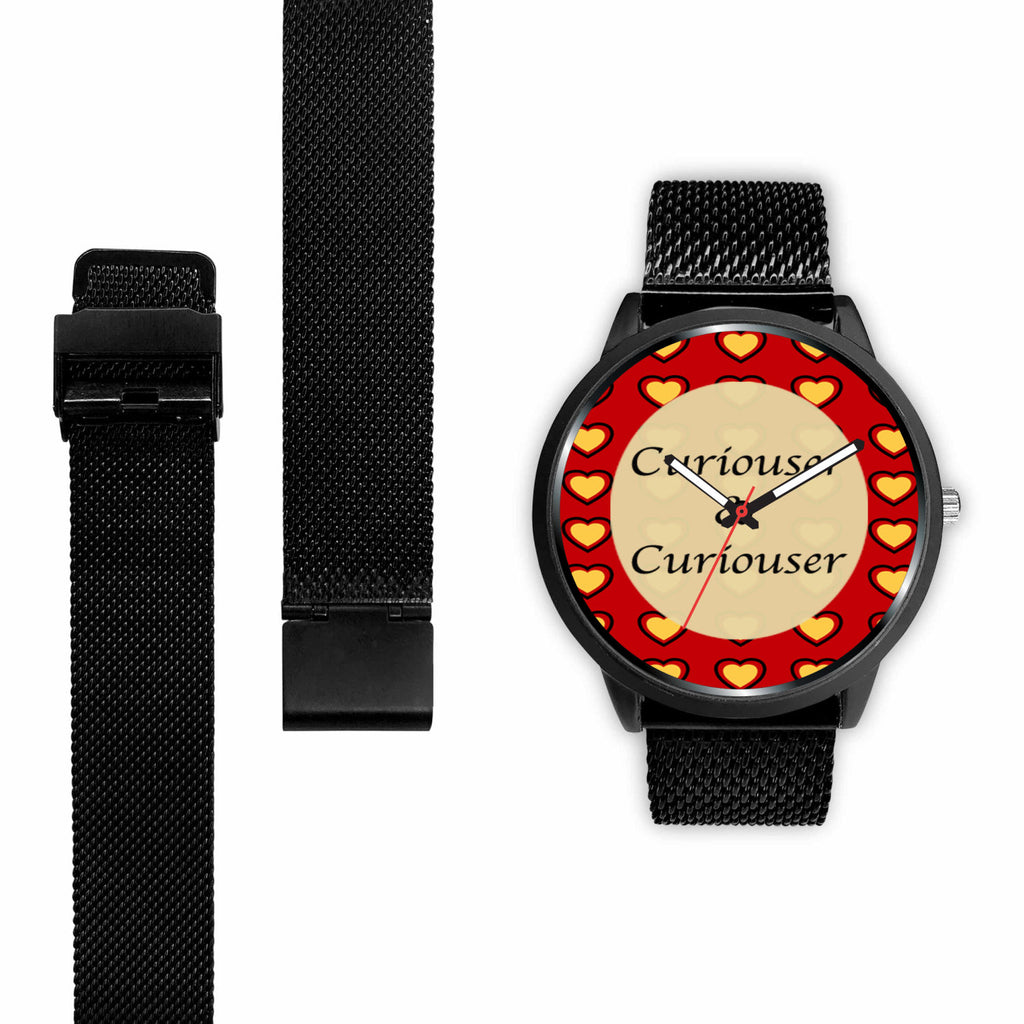Limited Edition Vintage Inspired Custom Watch Alice 39.3 - STUDIO 11 COUTURE
