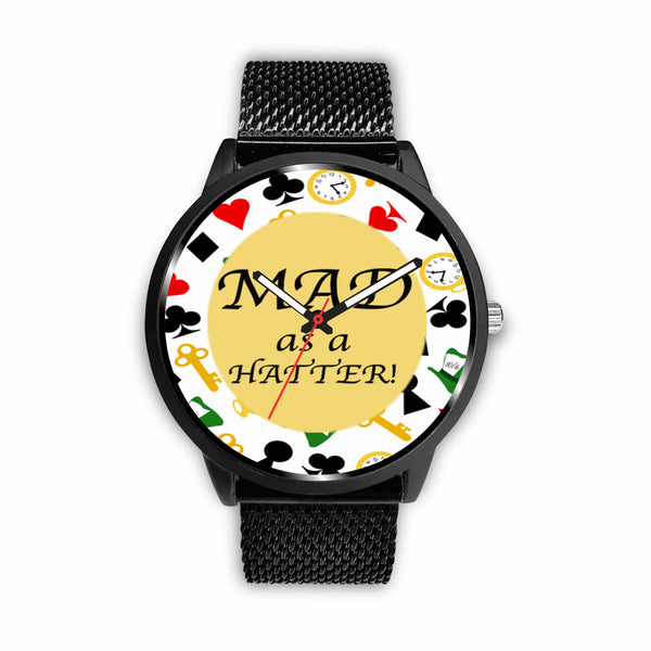 Limited Edition Vintage Inspired Custom Watch Alice 39.4