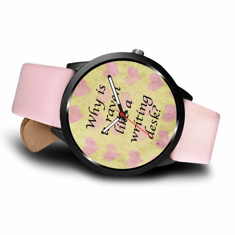 Limited Edition Vintage Inspired Custom Watch Alice 39.5