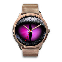 Limited Edition Vintage Inspired Custom Watch Eyes 16.6