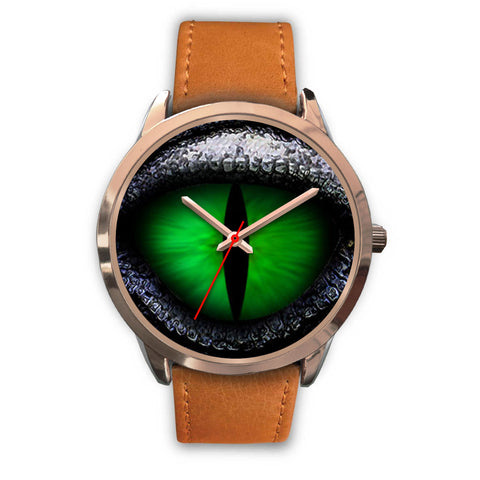 Limited Edition Vintage Inspired Custom Watch Eyes 16.7