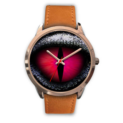 Limited Edition Vintage Inspired Custom Watch Eyes 16.9