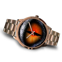 Limited Edition Vintage Inspired Custom Watch Eyes 16.11