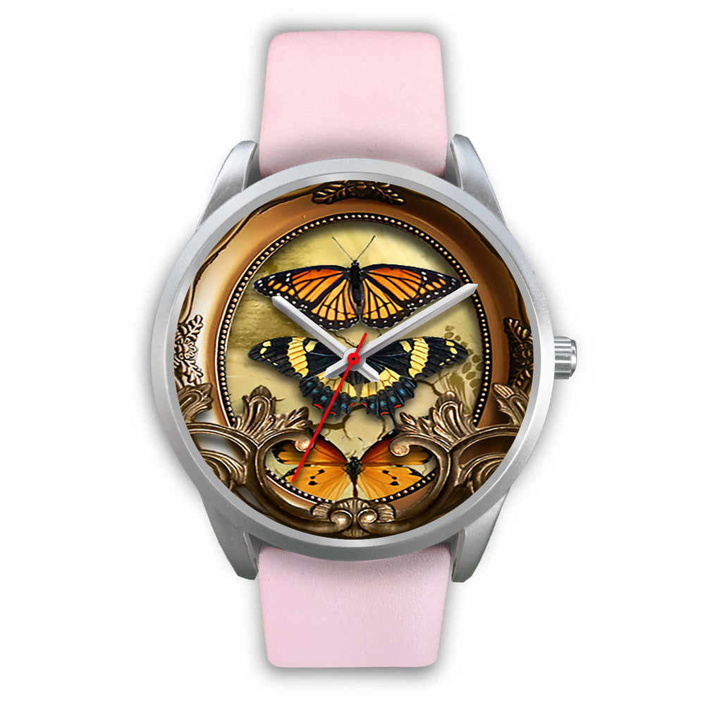 Limited Edition Vintage Inspired Custom Watch Butterfly Original 3.1