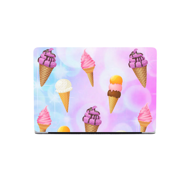 Macbook Cover Ice Cream 01