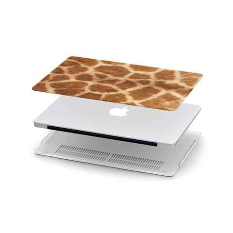 Macbook Cover Wizard Of Animal Texture 1-11