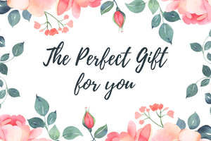 GIFT CARD - Give The Perfect Gift. Gift For Mom, Gift for Dad, Gift For Her, Gift For Him, Wedding Gift