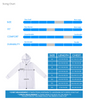 Image of Studio11Couture Women Hoodie Dress Hooded Tunic Hurry Up White Rabbit Alice In Wonderland Athleisure Sweatshirt