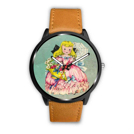 Limited Edition Designer Watch Victorian Inspired Lolita Image - STUDIO 11 COUTURE