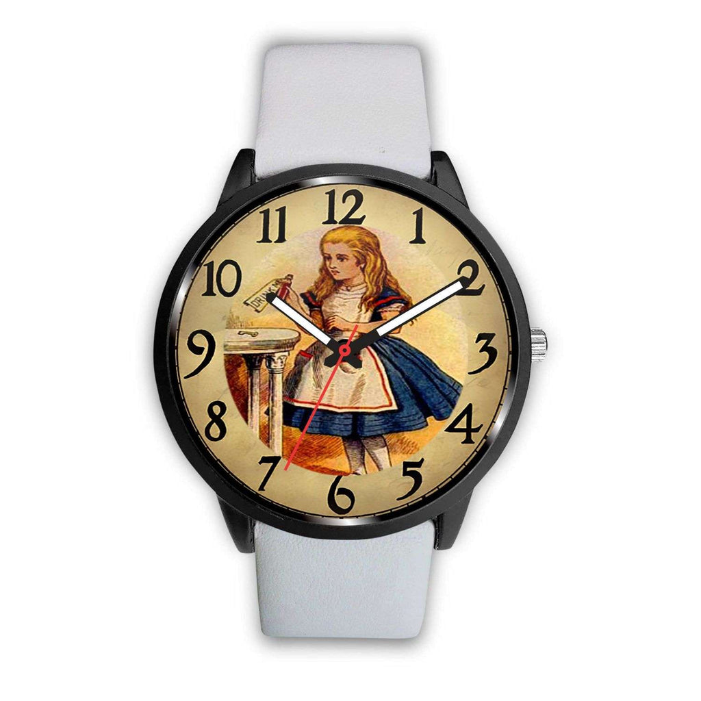 Alice In Wonderland Drink Me Vintage Inspired Watch