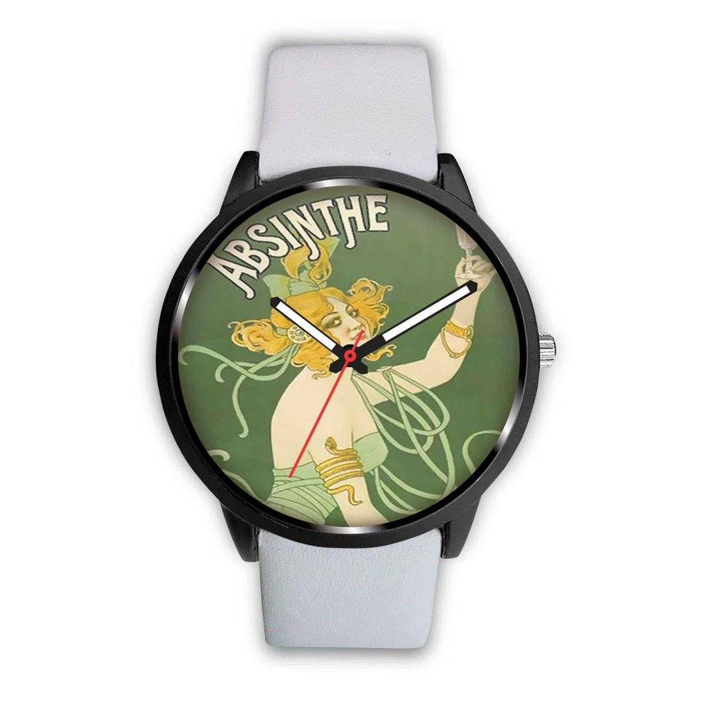 Limited Edition Vintage Inspired Custom Watch Absinthe 1.15 - STUDIO 11 COUTURE
