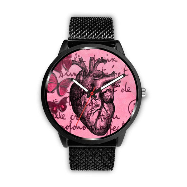 Limited Edition Vintage Inspired Custom Watch Anatomy 5.10