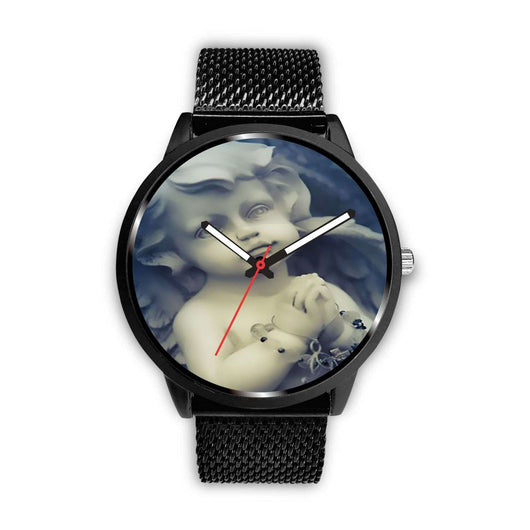 Limited Edition Vintage Inspired Custom Watch Gothic Angels 1.1