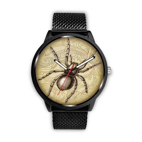 Limited Edition Vintage Inspired Custom Watch Steampunk Taxidermy Spider Bug 1.2