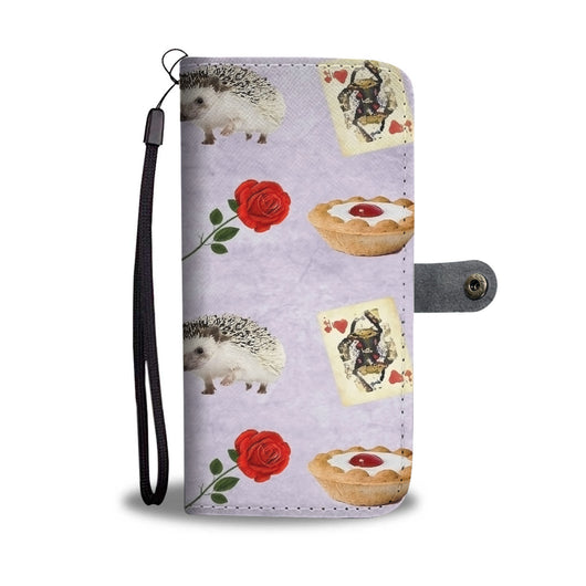 Custom Phone Wallet Available For All Phone Models Alice Paper Fashion 6 Phone Wallet
