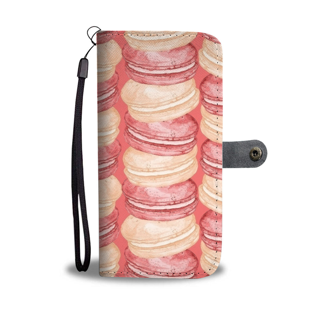Custom Phone Wallet Available For All Phone Models Alice Pan Cake Phone Wallet - STUDIO 11 COUTURE