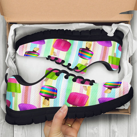 Ice Cream Kids Sneakers