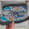 Image of 80's Fashion Womens Athletic Sneakers - STUDIO 11 COUTURE