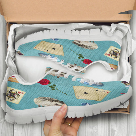 Alice In Wonderland Kids Sneakers