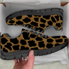 Image of Cheetah Skin Kids Sneakers