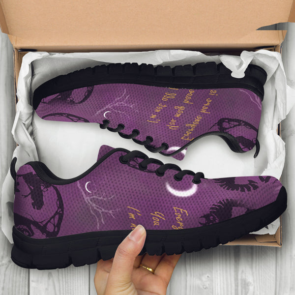 Cheshire Cat Kids Sneakers