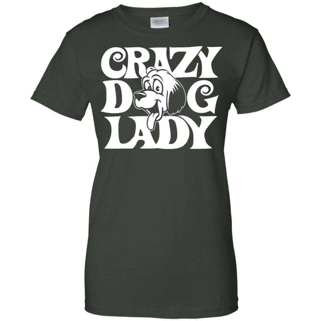 Crazy Dog Ladies Tee - STUDIO 11 COUTURE