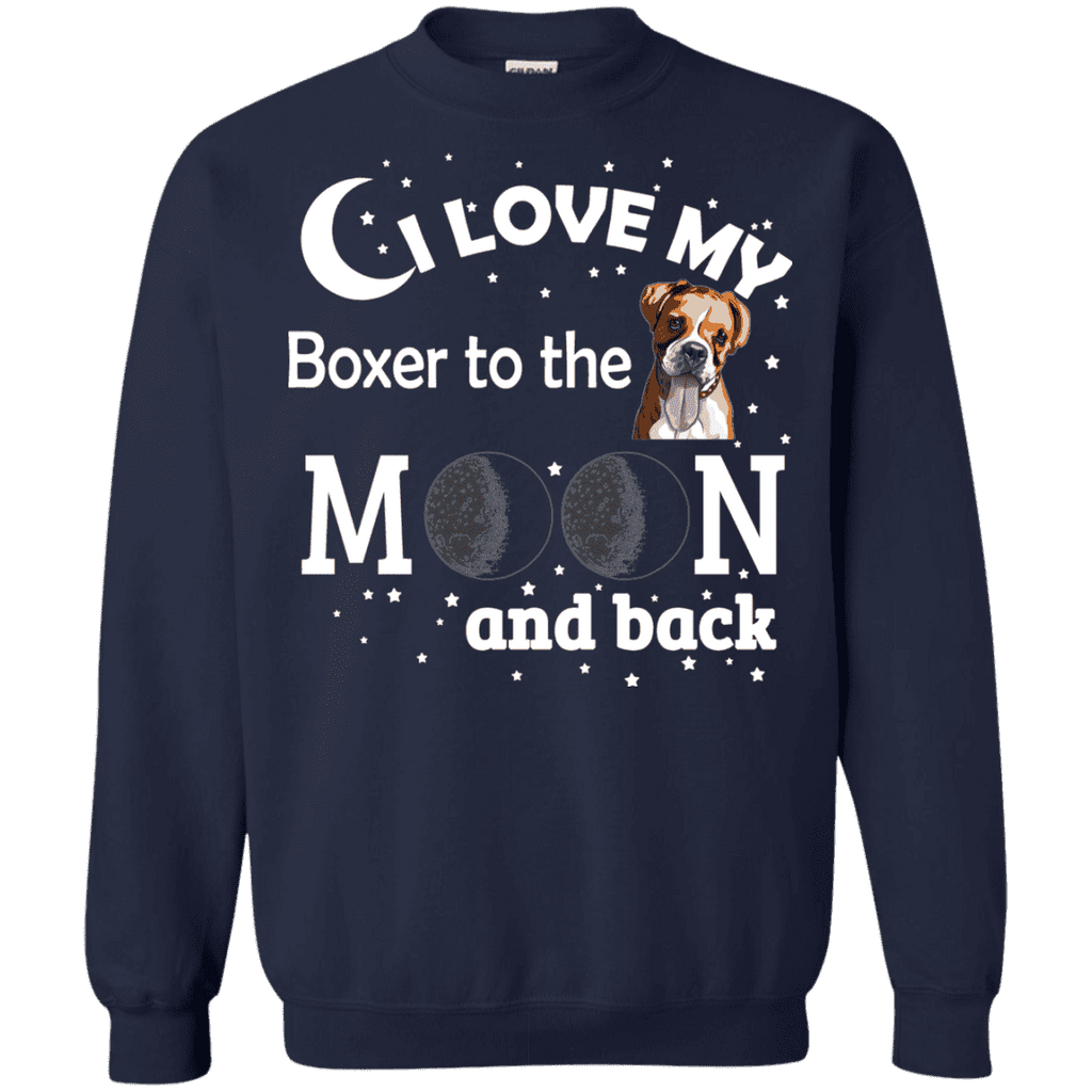 I Love My Boxer Men Tee - STUDIO 11 COUTURE