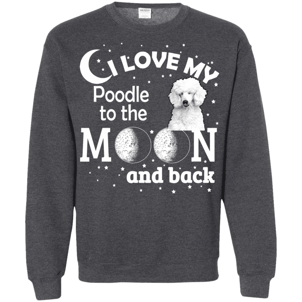 I Love My Poodle Mens Tee - STUDIO 11 COUTURE