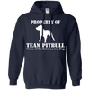 Image of Property Of Team Pitbull Men Tee - STUDIO 11 COUTURE